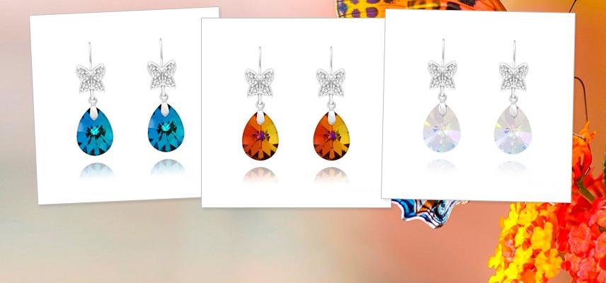 Bijoux en Argent et Bijoux en Cristal Swarovski - Meilys Bijoux c79010259efd