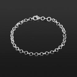 Bracelet en Argent Spécial Charm's