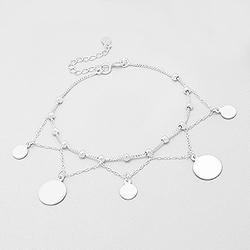 Bracelet Pampilles en Argent