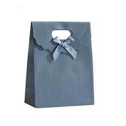 Pochette Cadeau pour Bijoux - Gris