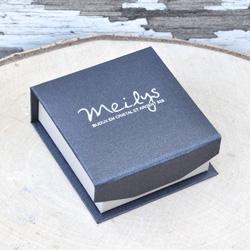 Écrin de Luxe Meilys Bijoux pour Collier, Bracelet, Bague ou Boucles d'Oreilles