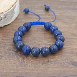 Bracelet Lapis Lazuli 12MM