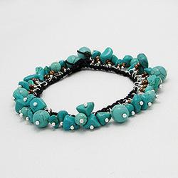 Bracelet en Turquoise