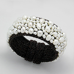 Bracelet en Perle d'Eau Douce